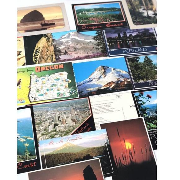 OREGON Postcard Lot 16 Vintage Postcards Travel
